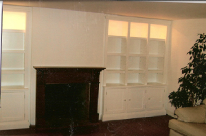 Display Units And Mantelpiece