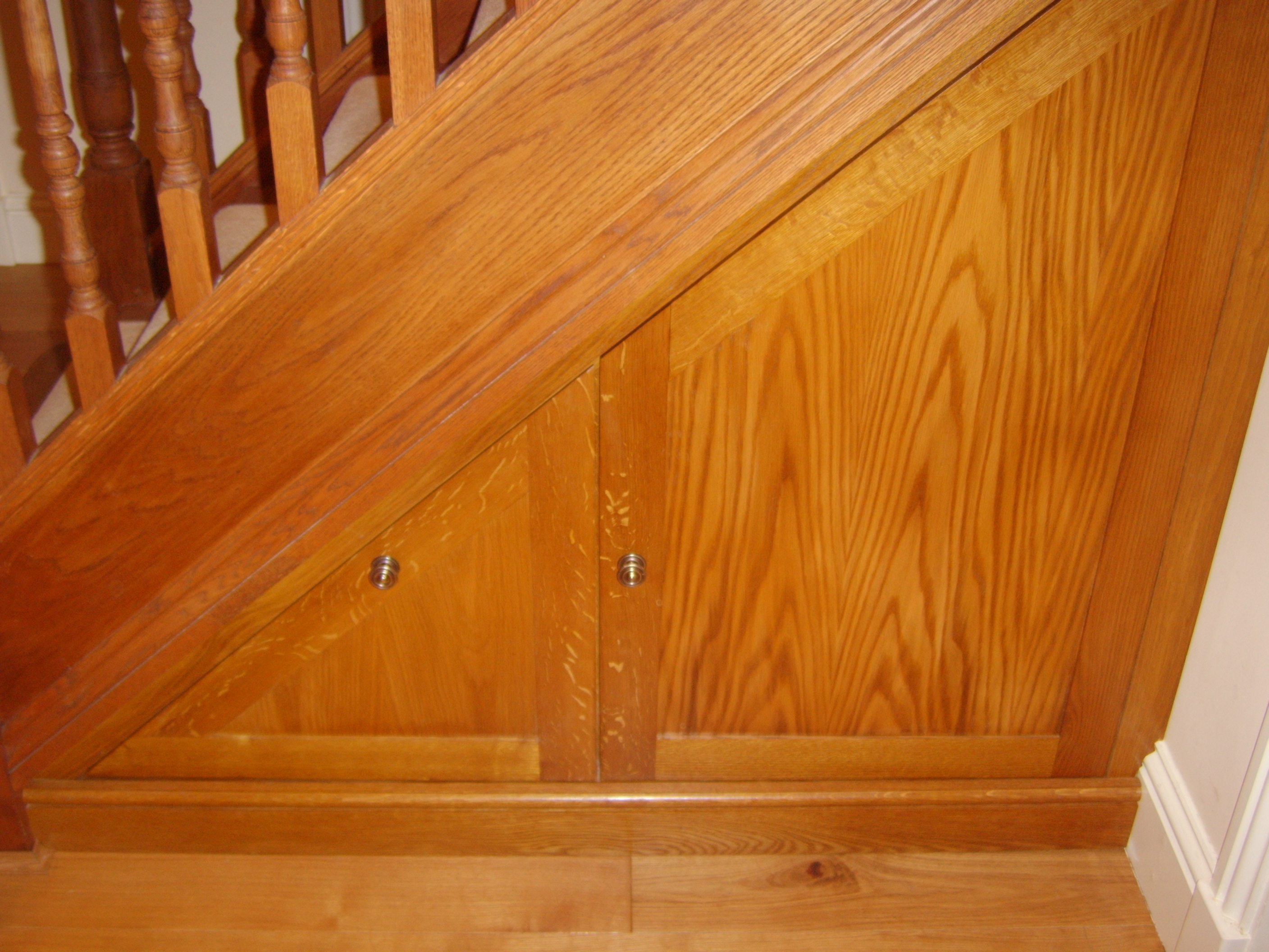 Under Stair Cupboard